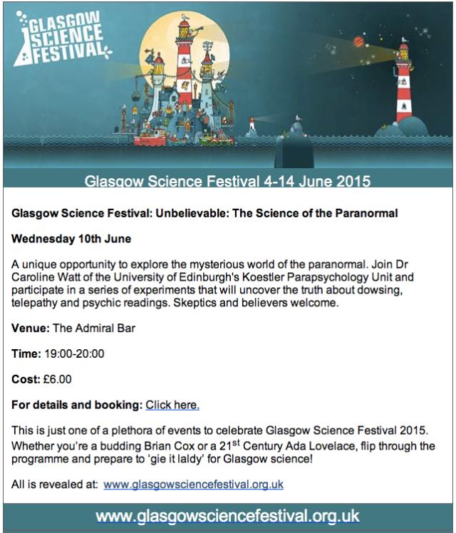 GlasgowSciFest